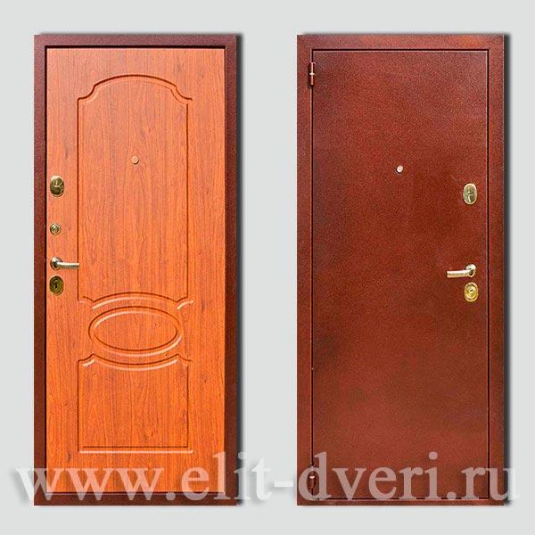 металлическая дверь сравнить